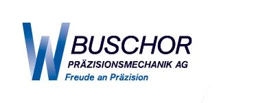 W. Buschor Präzisionsmechanik